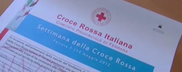 Settimana della Croce rossa, tra musica e trasloco a Cona