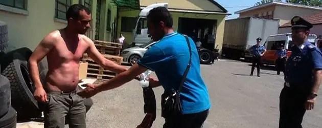 Cento: niente stipendio, minaccia di darsi fuoco. Salvato dai carabinieri