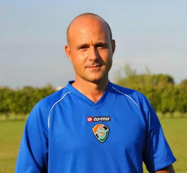 David Sassarini, allenatore Real Spal