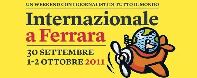 Torna a Ferrara il Festival di Internazionale