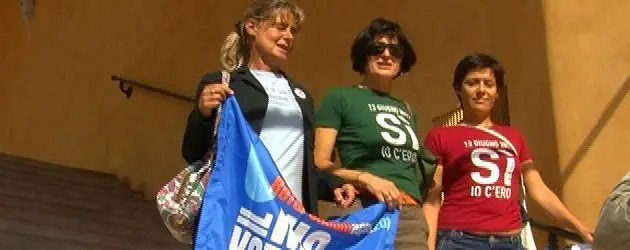 Protesta contro la fusione Hera – Acegas