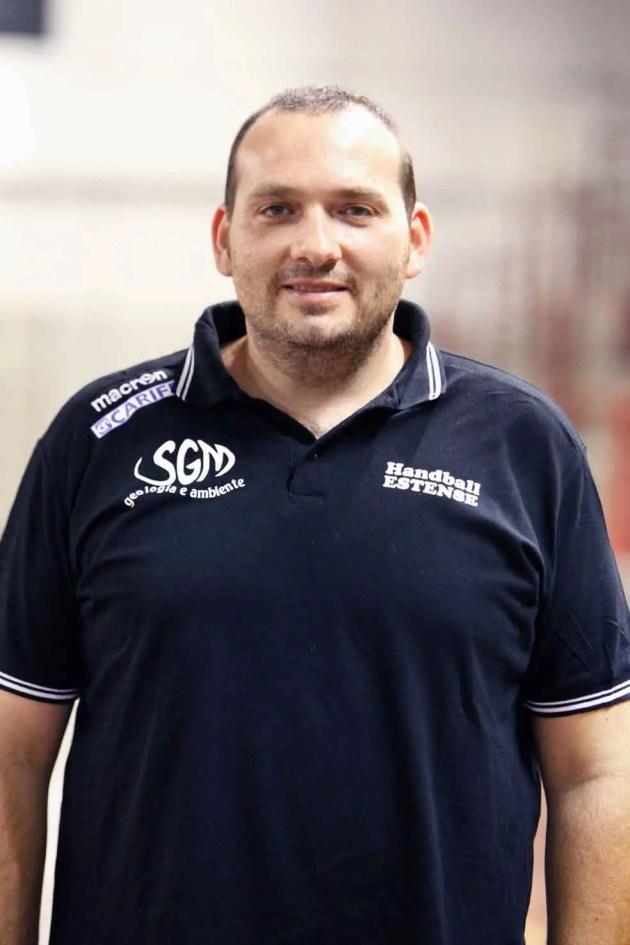allenatore Handball Estense