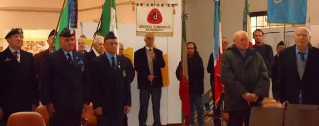 4 novembre a Bondeno all'insegna della memoria