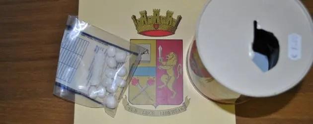 Ferrara, cocaina in zona stadio: un arresto