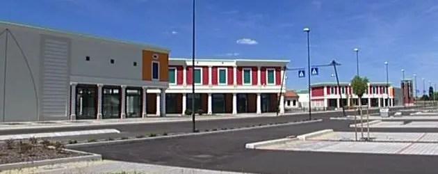 Outlet Occhiobello, se ne riparla nel 2013