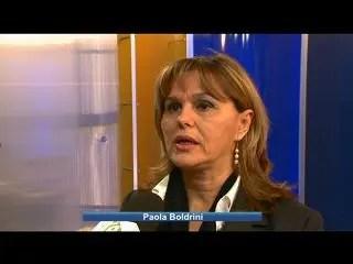 Paola Boldrini approda in Parlamento al posto di Emma Petitti, neo assessore con Bonaccini