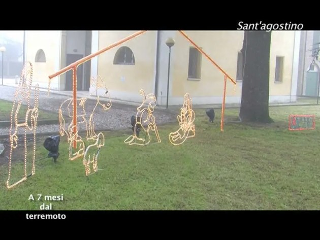 Sisma, Natale nell'alto ferrarese: speciale il 25 dicembre alle 14.30 su Telestense