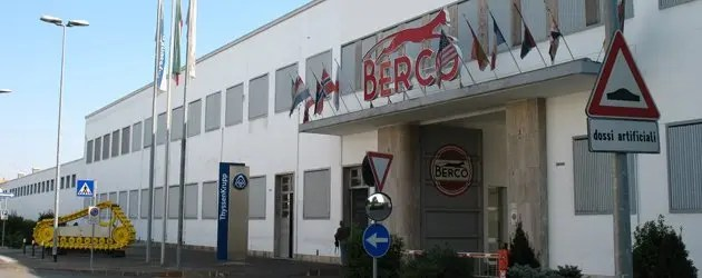 Berco, 2013 anno difficile