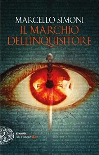 "Marcello Simoni torna in libreria: ""Il marchio dell'inquisitore"" – VIDEO"