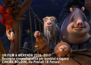 FILM A MERENDA