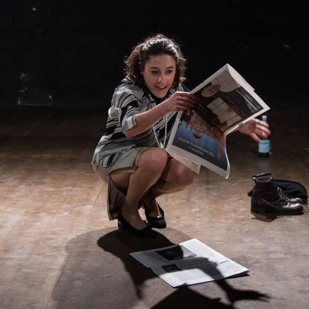 Camilla Cederna e il giornalismo 'in rosa' questa sera a Teatro Off