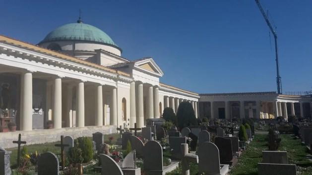 Sisma: consegna anticipata di una parte del cimitero di Cento