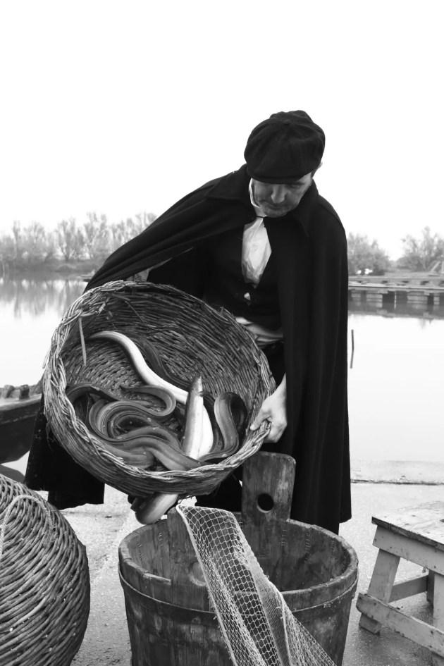 Misen, anche l'anguilla è protagonista al Salone delle sagre