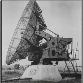 Postazione radar tedesca riemerge nel Delta Po