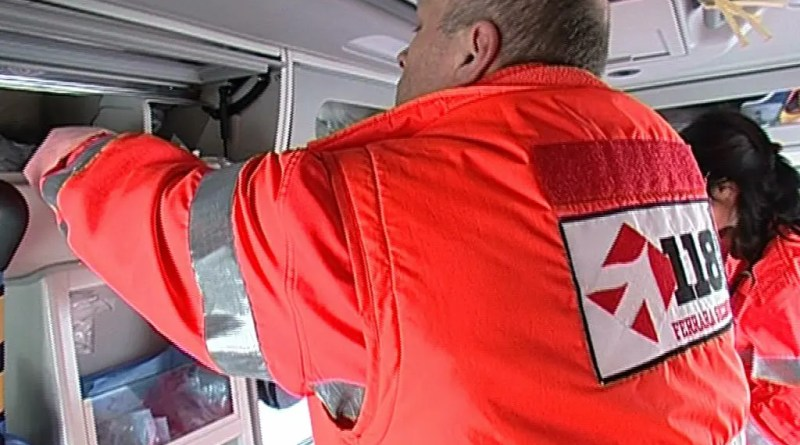 118 ambulanza soccorso