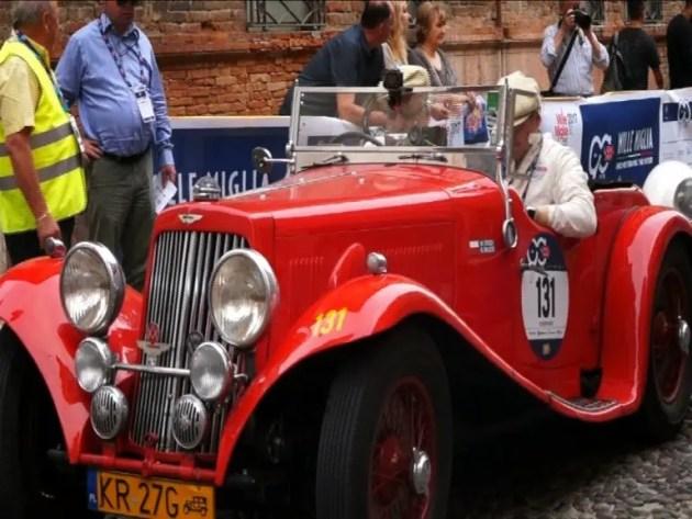 """Mille Miglia 2018: passerà da Ferrara e dalla """"new entry"""" Comacchio"""