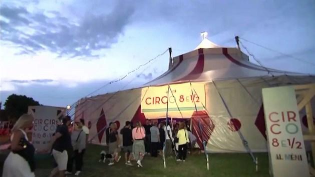 """Grande successo per il circo-mercato di sapori di """"Al Mèni"""" – VIDEO"""