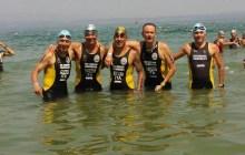 Triathlon: cus impegnato a Sirmione e Sasso Marconi
