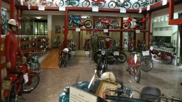 E' nato un Museo dedicato alle moto (vicino alla Motor Valley) – VIDEO
