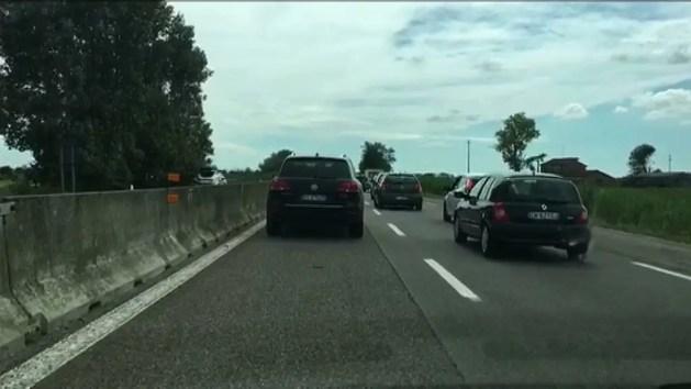 Superstrada Fe-mare 'colabrodo', lavori senza sosta nel week-end