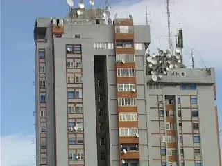 Norme anticendio non rispettate al grattacielo