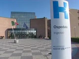 Ospedale comunità Copparo covid free, ospedale Delta non più solo covid