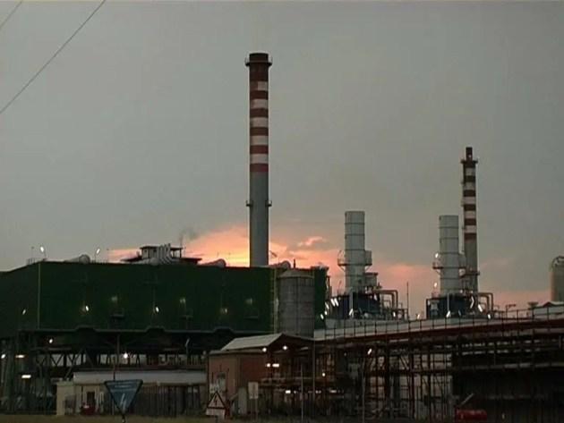 Petrolchimico: la Regione chiede più sicurezza sul lavoro