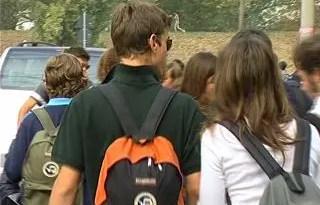 scuola studenti giovani