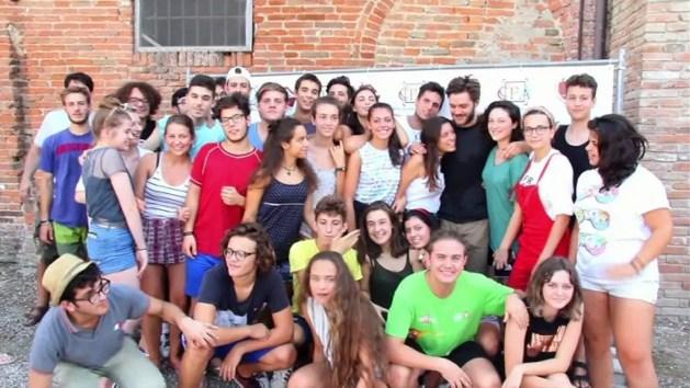 Tenda Summer School  2017, corso di recitazione internazionale a Villa Mensa – VIDEO