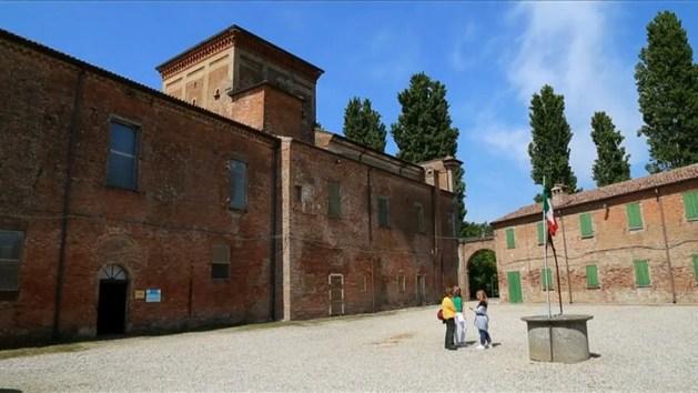 Nel 2018 il restauro della Villa Mensa di Copparo – VIDEO