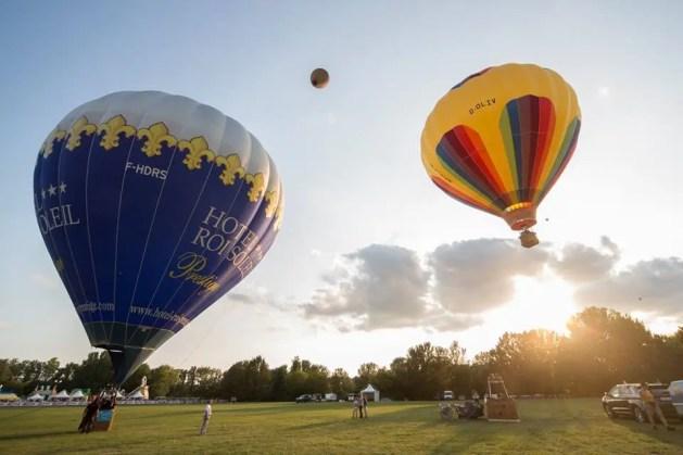 Balloons: mongolfiere in volo fino al 17 settembre