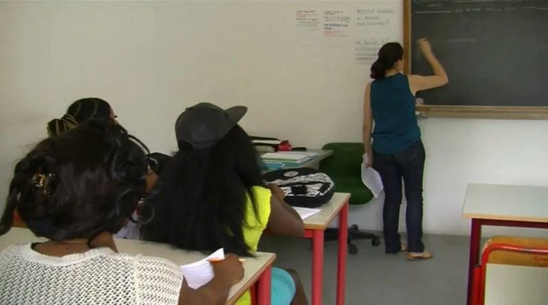 immigrazione profughi scuola