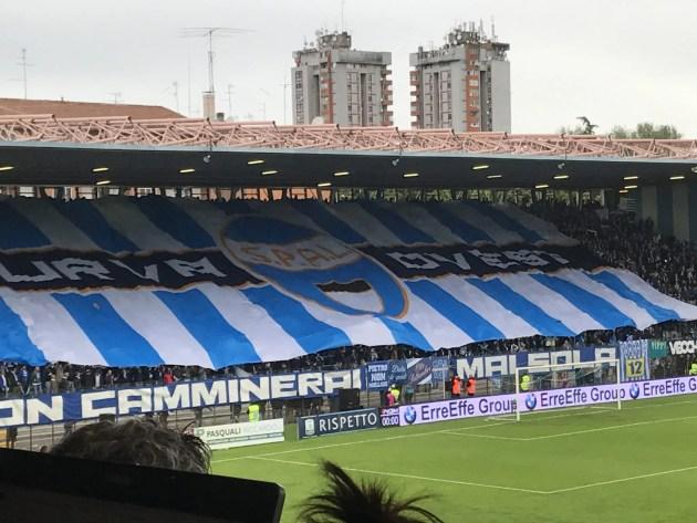 SPAL: via alle prevendite per Sassuolo e Sampdoria