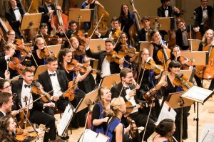 European Union Youth Orchestra ©Peter Adamik 01