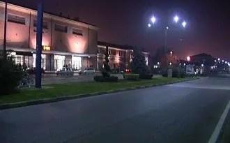 stazione gad notte treni
