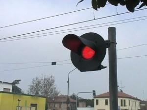 treni passaggio a livello strade