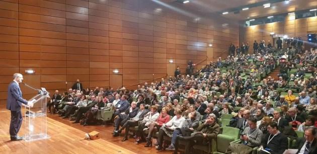 Barbara Paron a Torino all'Assemblea nazionale degli Amministratori del Pd