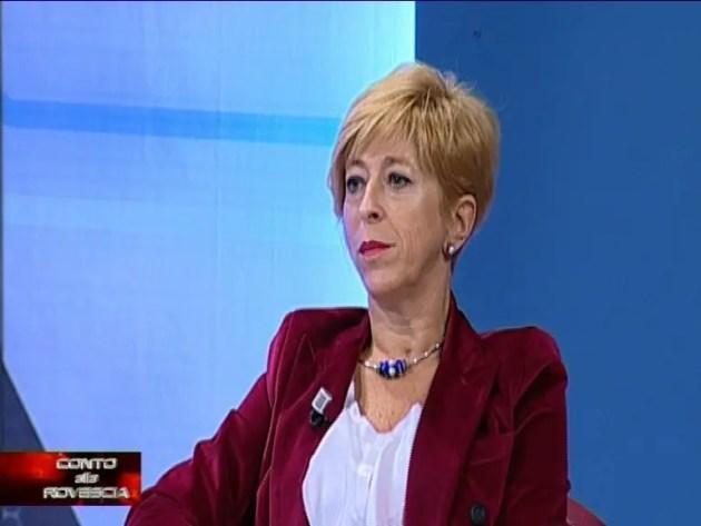 Marcella Zappaterra, consigliera regionale PD