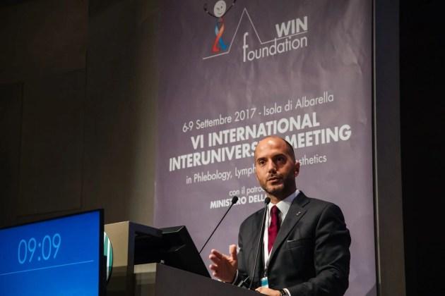Sanità: da Unife il nuovo vice-presidente dell'Unione Internazionale di Flebologia
