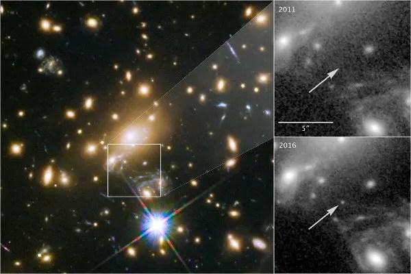 La scoperta della stella più lontana: nel team anche un astrofisico di Unife