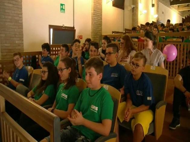 Avis incontra gli studenti a Comacchio – VIDEO