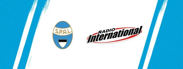 Al via la Spal su Radio International, fm, app mobile, streaming, facebook
