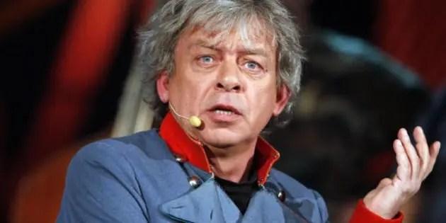 03/12/2012 Milano, trasmissione Che tempo che fa, nella foto Paolo Rossi