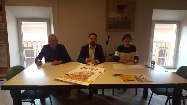 XIX Congresso Provinciale Cgil Ferrara