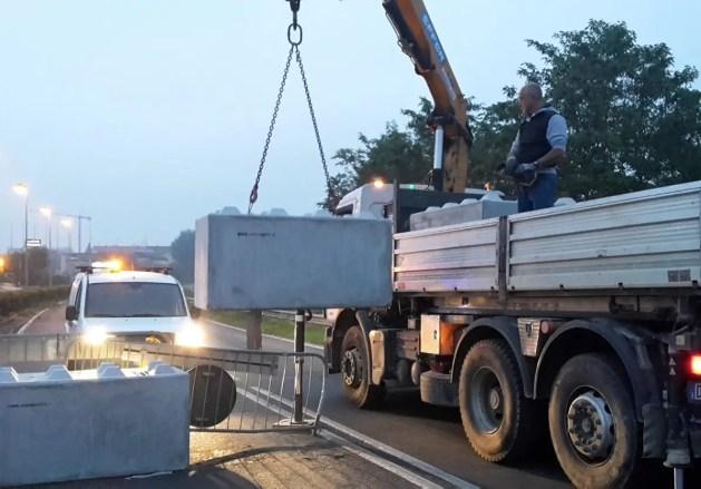 Dopo 40 giorni riaperto il ponte tra Cento e il bolognese
