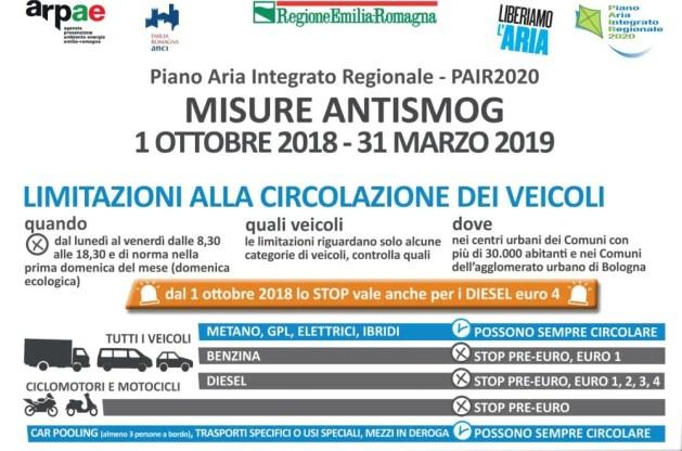 Il 7 ottobre c'è la prima domenica ecologica a Ferrara