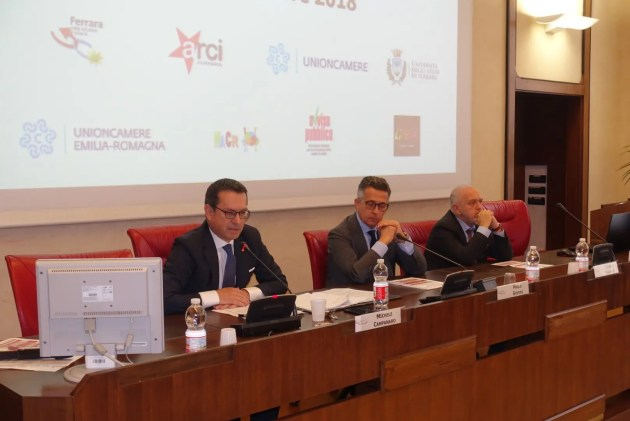 """""""Legalità per una società più integra, più libera e più sicura"""": incontro a Ferrara"""