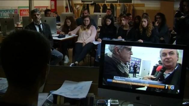 Scuola-lavoro, nasce la collaborazione Telestense-Einaudi – VIDEO