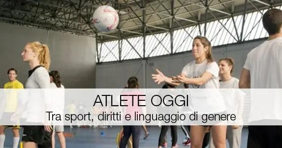 Linguaggio di genere tra sport e diritti di cronaca – VIDEO
