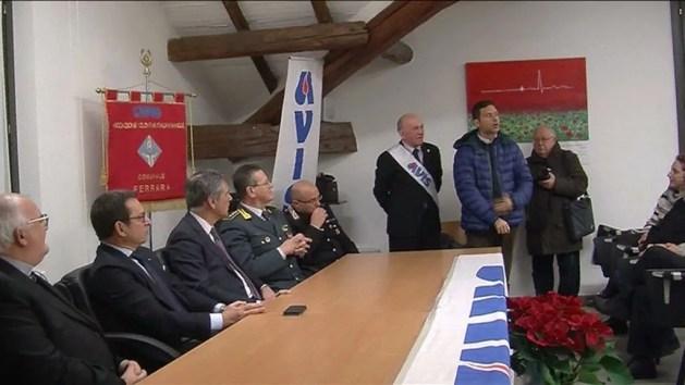 Festa in casa Avis: nella settimana del dono gli auguri dell'Arcivescovo di Ferrara-Comacchio – VIDEO